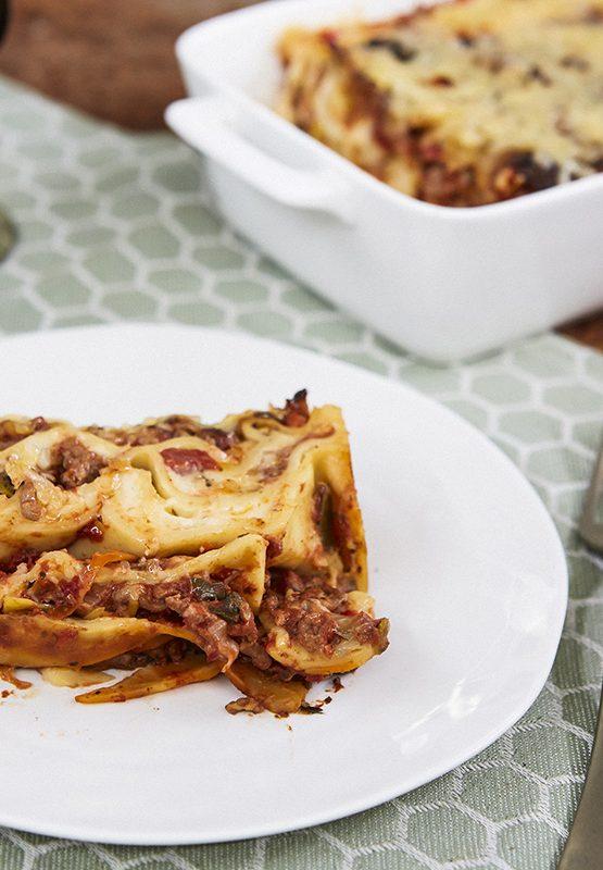 Bechamelsaus voor lasagne recept