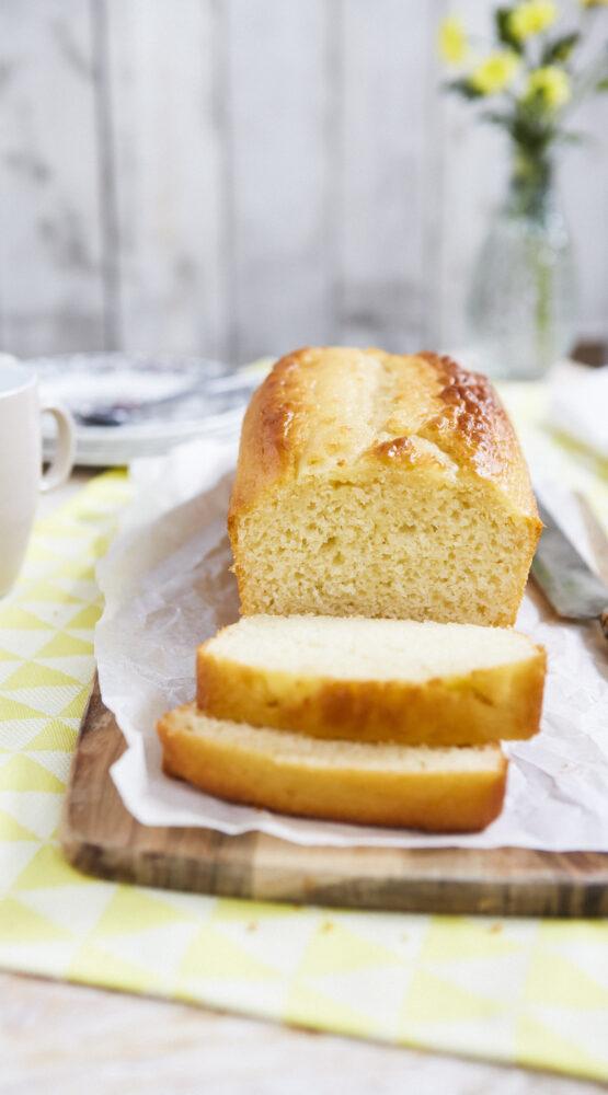 Vanilleyoghurt cake recept
