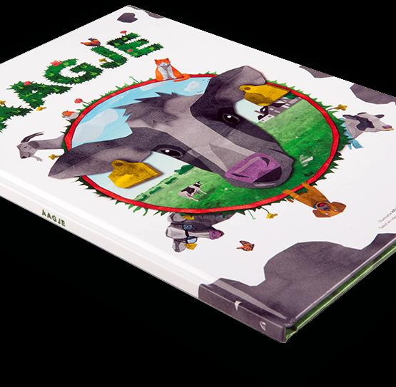 Prentenboek Aagje