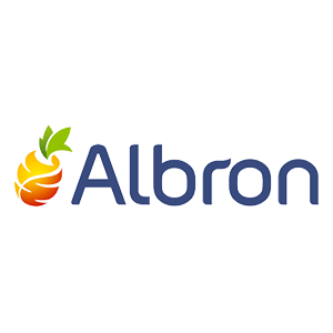 logo albron website